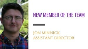New Assistant Director John Minnick