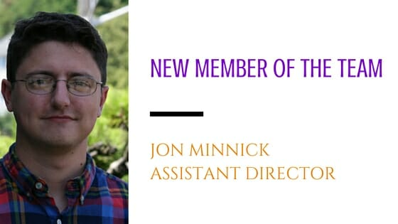 New Assistant Director John Minnick
