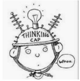 Put on your thinking cap!
