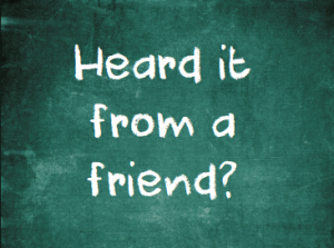 Heard it from a friend? Thank you for your referrals!