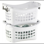 Sterilite Stacking Laundry Baskets